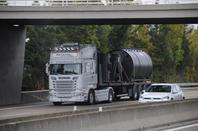 Les Scania Topline.