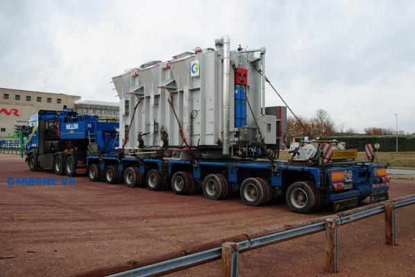 Transport Millon. Scania R620. Chateauneuf du Rhône. Novembre 2017.