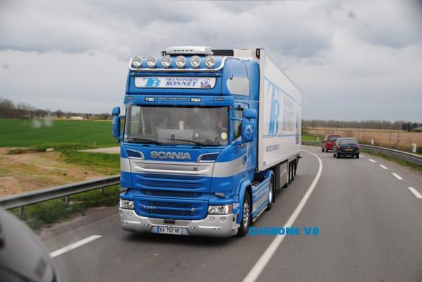 Transport Bonnet.