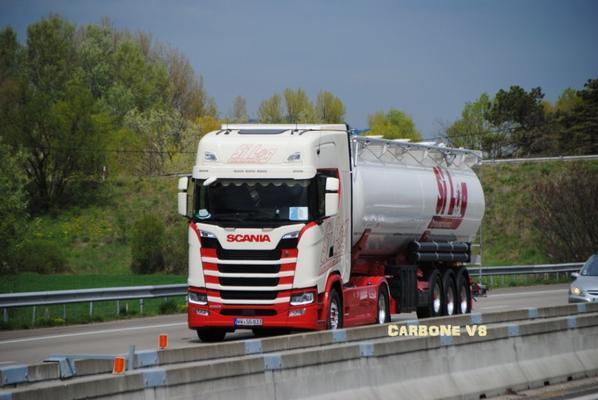 Scania Silog Spédition Transporte.