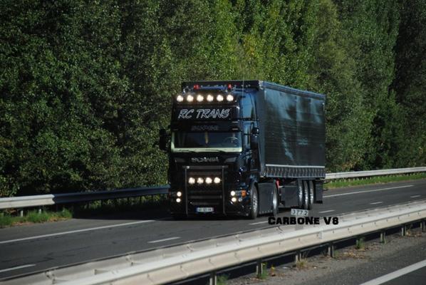 Transport RC Trans ou l'ami Ludo et son magifique Scania.