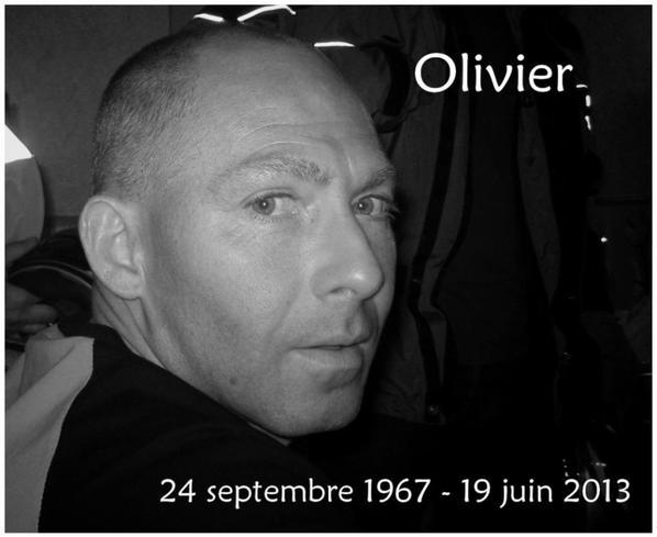 Aurevoir Olivier ... bien triste nouvelle