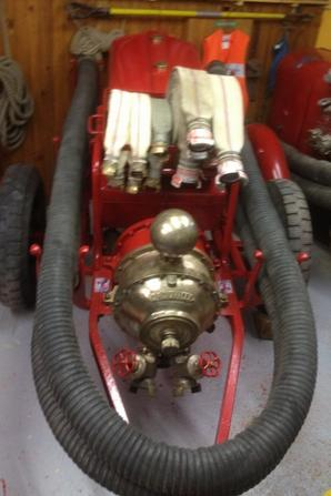 moto pompe drouville de1928  60m3/h