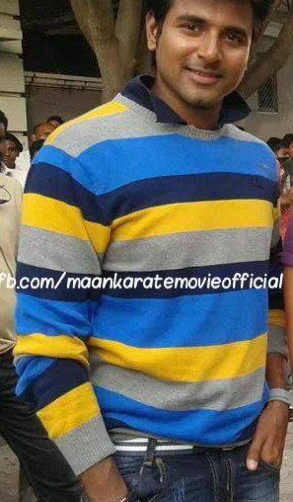 Maan Karate - Shooting Spot @ Pondicheery