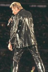 Stade de France 98 Johnny allume le feu