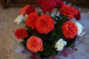 2011 BOUQUET DE ROSES