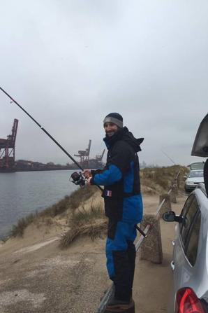 Reprise d'activité dans le bassin minéralier de Dunkerque ! (23-01-16)