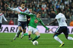 Photos du match ASSE OL du 10/11/2013