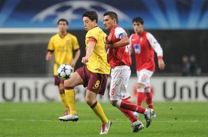 Photos du match SPORTING BRAGA ARSENAL du 23/11/2010