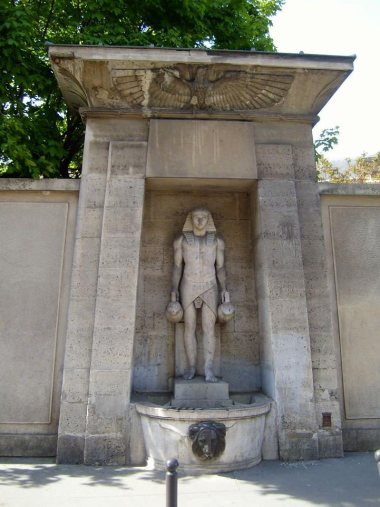 La fontaine du Fellah