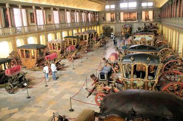 Le Musée des carrosses