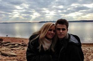 """18/11/12 Paul a posté une nouvelle photo sur son compte Twitter pour nous montré un des lieu de tournage avec comme commentaire """"pas mal"""" ."""