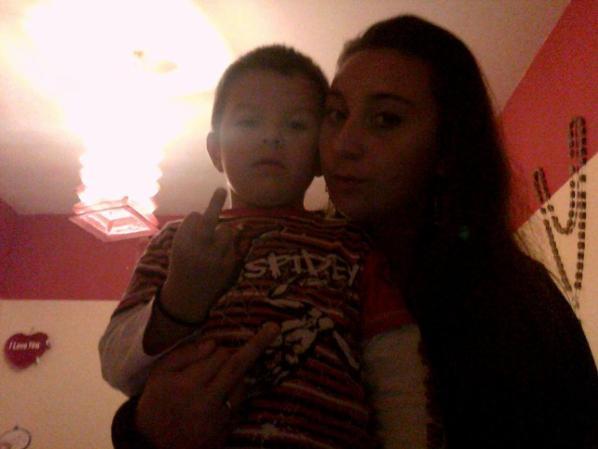 Mi hijo <3