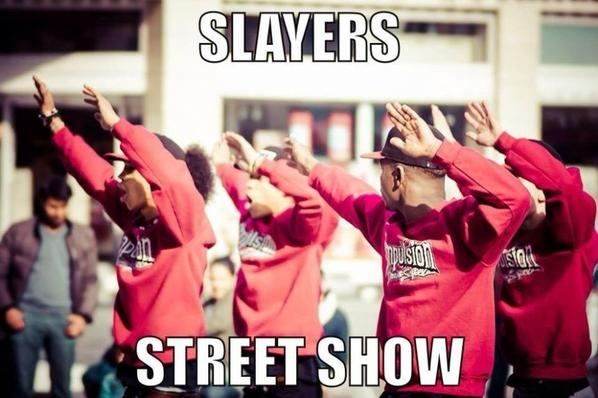 Team Slayers (street show)