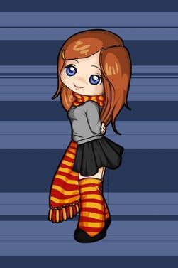 Ginny Weasley <3
