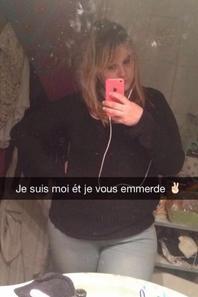 Fuck Les Critique Je Suis Moi Et Je vous Emmerde !!