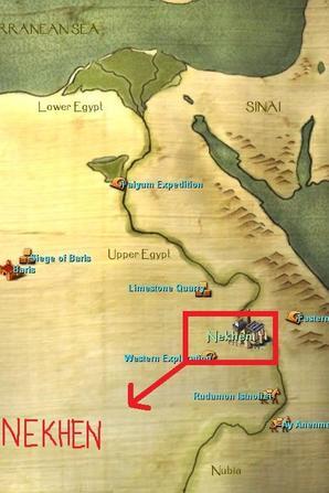 """.Exposé sur """"La comparaison de la numération égyptienne et mésopotamienne""""  ."""