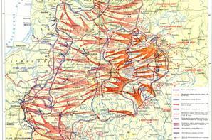 101- Le crépuscule des Aigles 9 - Opération Bagration 4 - Phase II 5 juillet 1944 - 31 août 1944 - l'Ouragan vient de l'Est .