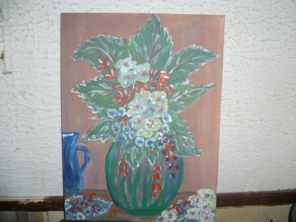 quelques unes de mes peintures