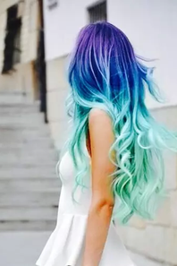 Ma sélection #4 Les plus beaux dégrade cheveux !!
