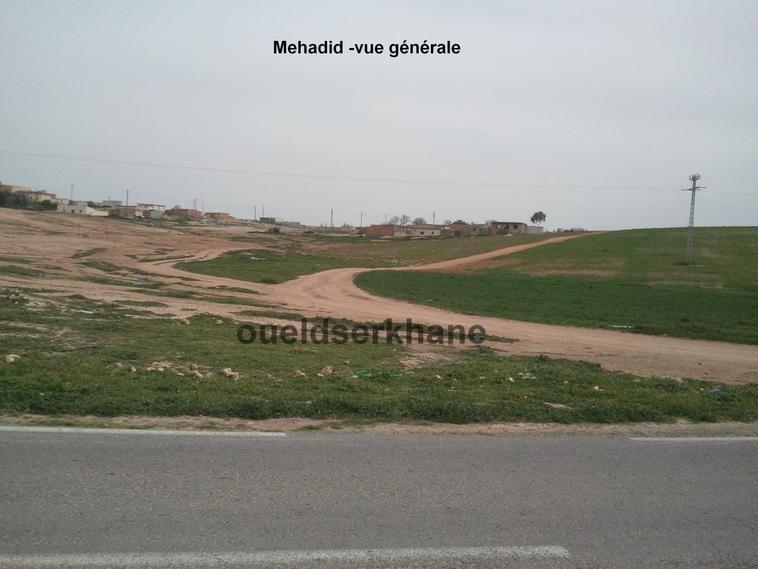 Le douar de Mehadid .
