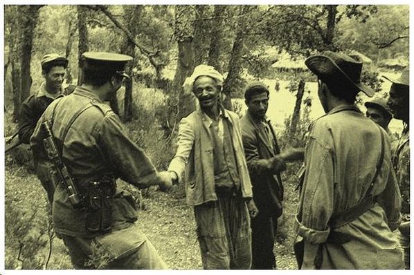 Photos de Moudjahidines de l'ALN (1954 - 62 )
