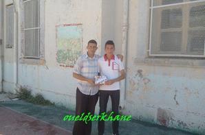 La rubrique D.A.Y.F  de de la VDSBA visite l'ancienne école de Sidi Brahim.
