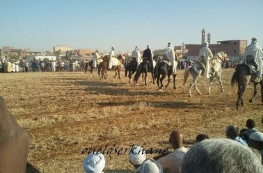 La fête de  Sidi Brahim : Ouaada 2013. suite