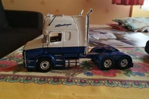 camion de collection