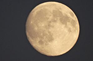 Le soleil a-t-il rendez-vous avec la lune?