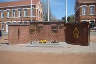 cérémonies d'hommage aux   commando de flawinne