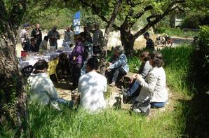 Rallye touristique l'helice terrestre de l'orbiére