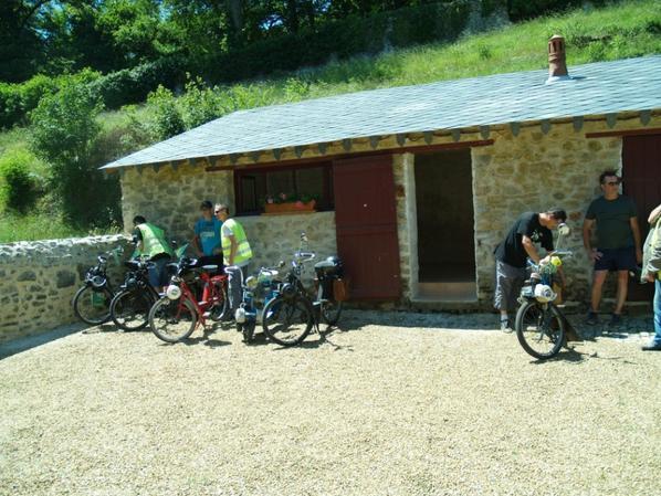 visite du moulin de thévalles