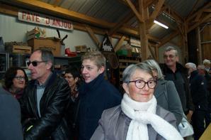 invitation a la galette du petit Anjou a saint jean de linière