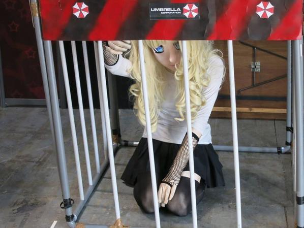 Umbrella caught SeeU