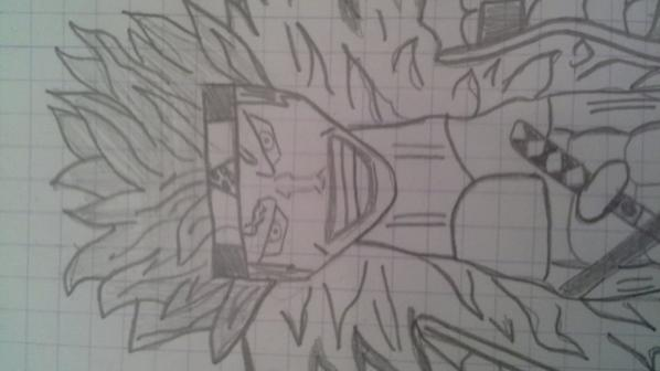 Dessin one piece // capt' kid