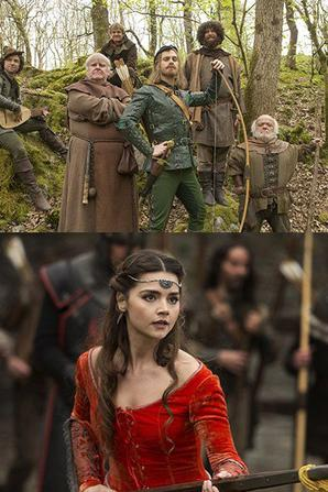 Doctor who : image sur  robot of sherwood