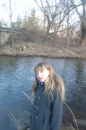 c ma cousine Maeva la plus belle