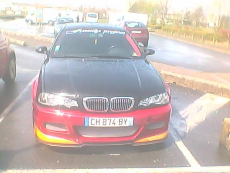 Une BMW ! :0