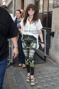 Good Time pour Carly à Londres