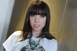 Carly à Berlin ; Photoshoot ; Glee