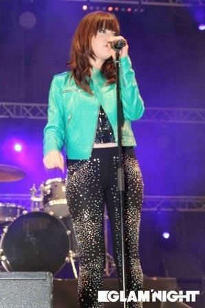 NRJ Music Tour Blois, avec... Carly Rae Jepsen !
