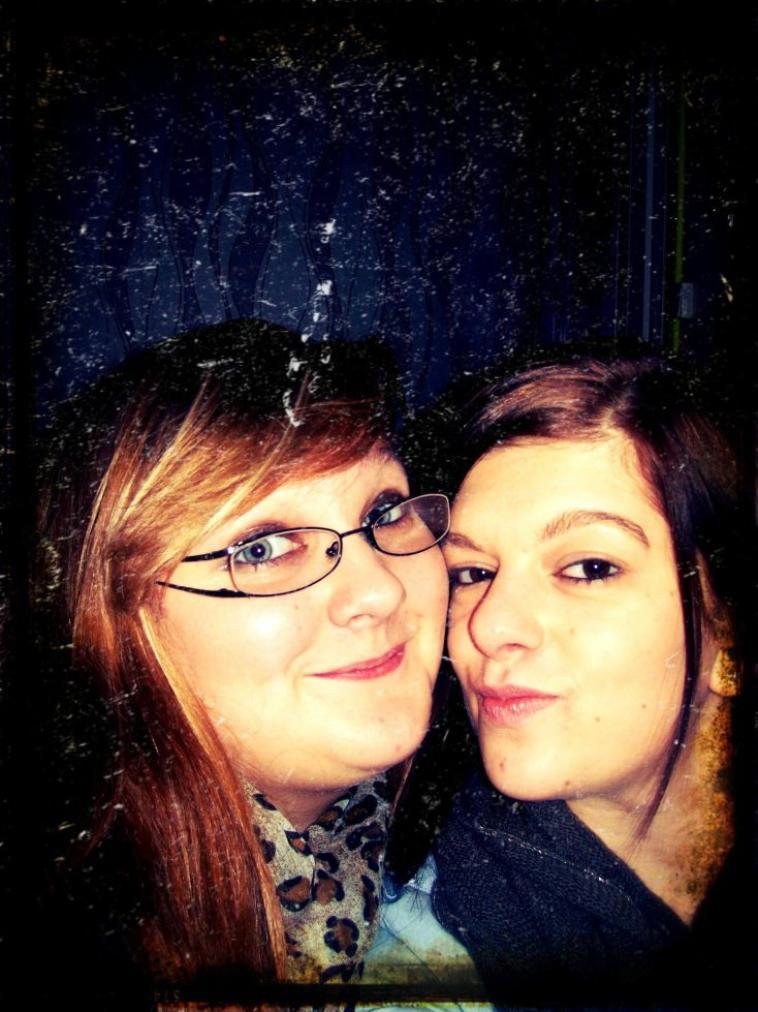 Moi et ma chérie :)