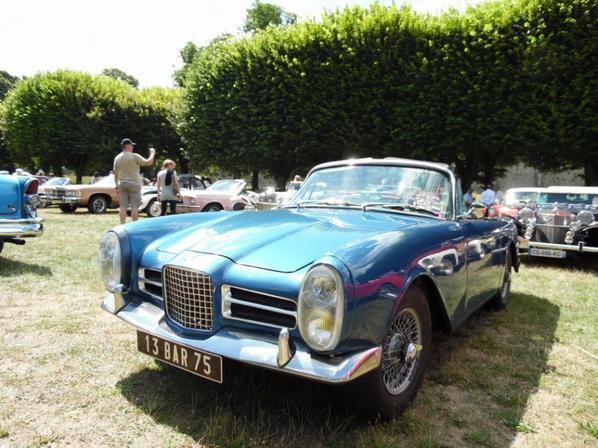 FACEL-VEGA FACELLIA (1959-1964)