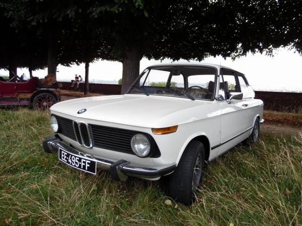BMW 2002 COACH (1969-1975)
