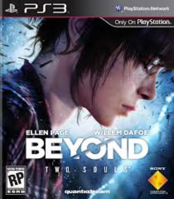 Beyond two souls: jeux sur PS3