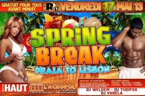 ★ SOIRÉE PLAGE ÉDITION FLUO NIGHT & SPRING BREAK PRAIA TO LISBON ★ A L'ACROPOL