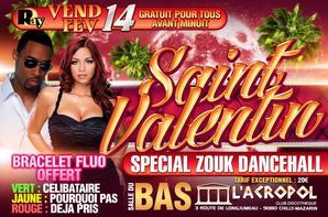 Saint Valentin Spécial Zouk Danchall & TLDREAMZ En Show Case