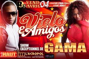 ☆ VENDREDI 4 AVRIL ☆ DJ VIELO & AMIGOS ☆ ZOUK VS DANCEHALL ☆