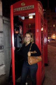 Première Sortie à Londres: Jeudi 5 Septembre